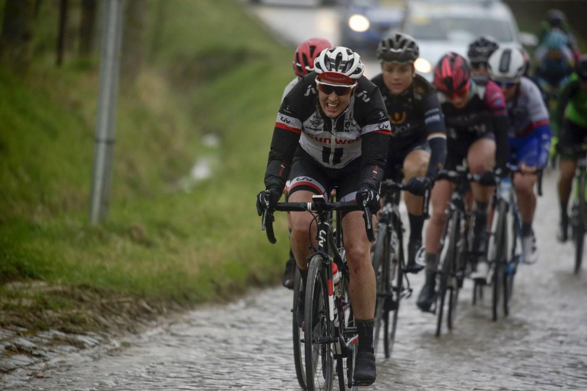 Ronde Van Vlaanderen 2018 – women