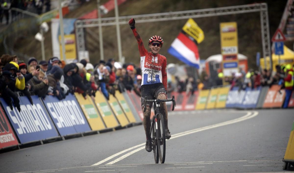 World Cup cyclocross Hoogerheide 2019 women