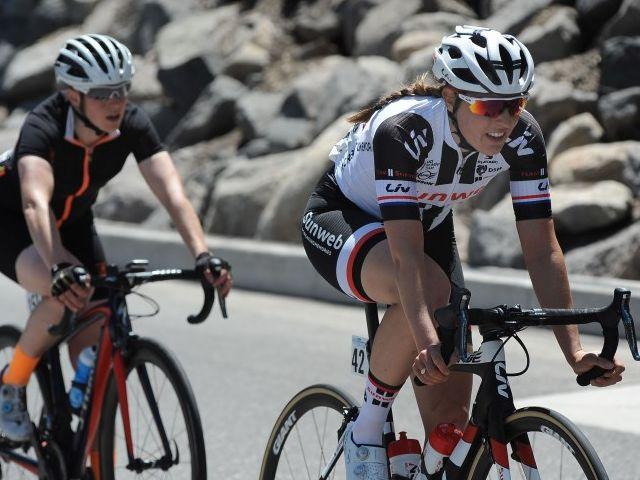 (Californië) Lucinda voelt 'klimmersbenen' sterker worden