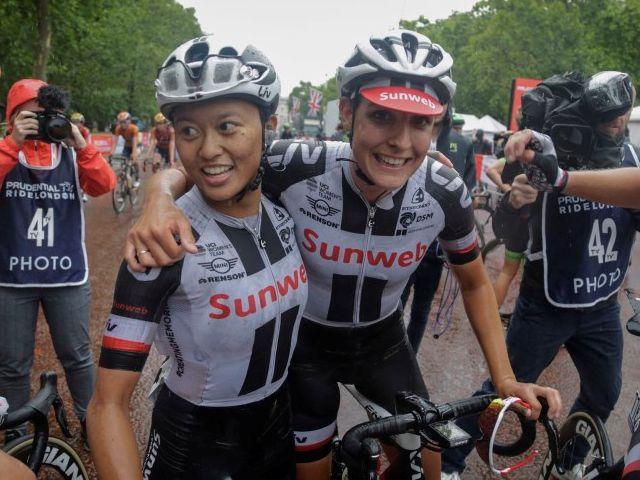 Rivera bezorgt Team Sunweb winst ondanks mislukte leadout