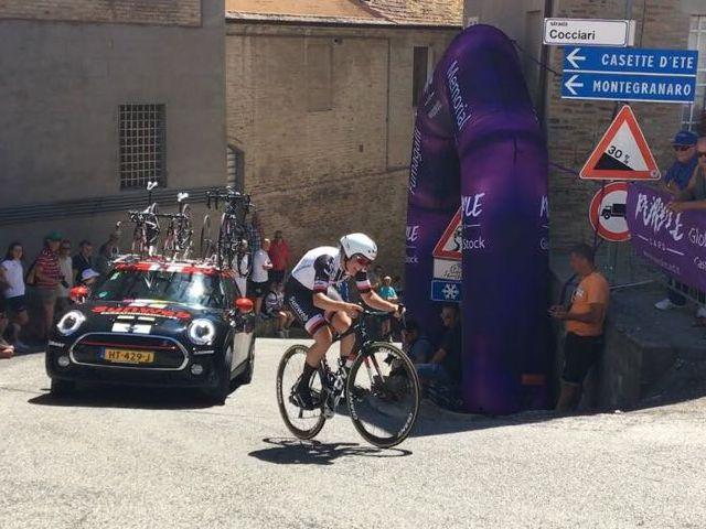 (Giro) 'Niet de superbenen voor een hele goede tijdrit'