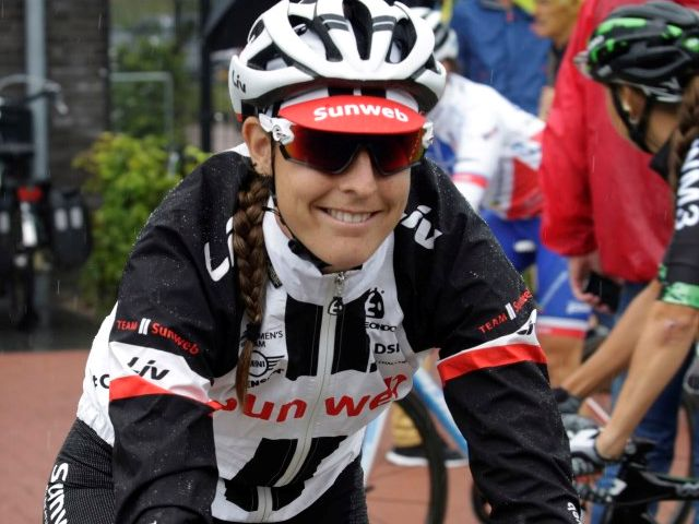 (Ladies Tour) Sprintplan Team Sunweb lukt niet