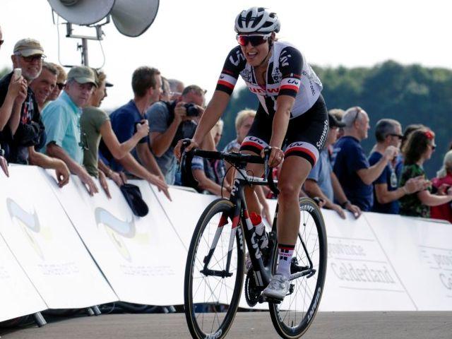 (Ladies Tour) Mooi slot Lucinda met tweede plaats in etappe