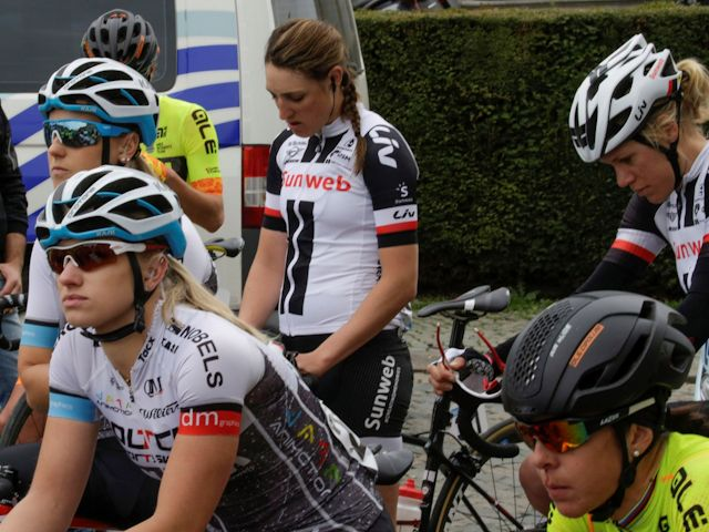 Bijna winst voor Team Sunweb in Brabantse Pijl