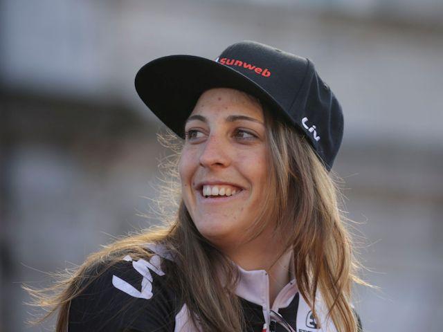 Lucinda content na 'goede wedstrijd' in Luik-Bastenaken-Luik